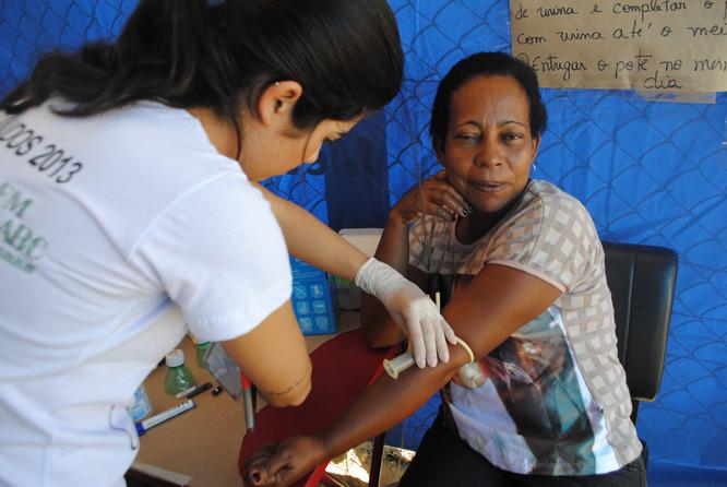 Região de Canudos Velho recebe os primeiros atendimentos nas clínicas