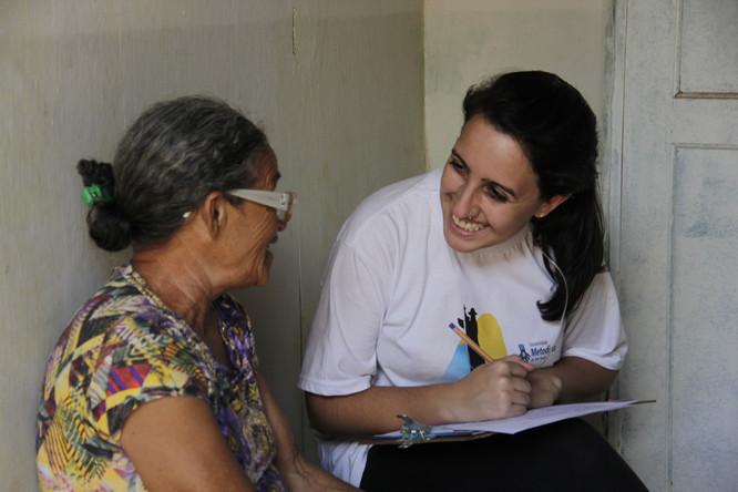 Projeto Canudos abre processo seletivo para voluntários de 2017
