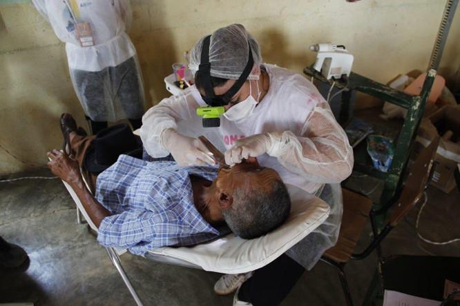 Clínica odontológica é a mais procurada do Projeto Canudos