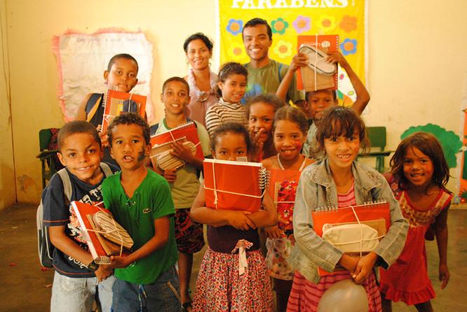 Projeto Canudos: desenvolvimento humano no sertão da Bahia