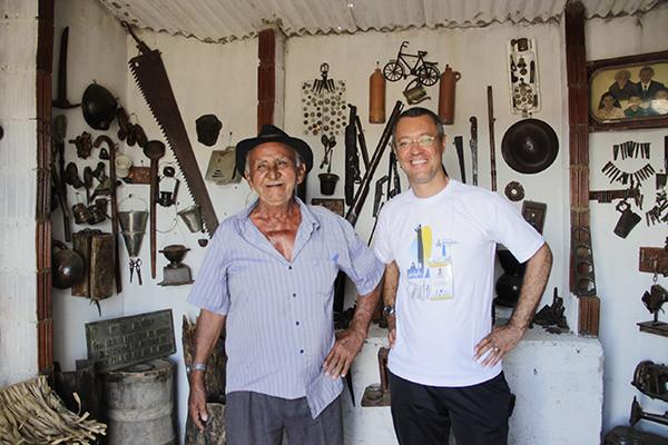 Projeto Canudos propõe restauro do Museu Histórico de Canudos