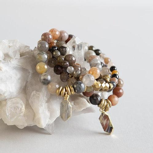 Fancy Jasper Gemstone Bracelets