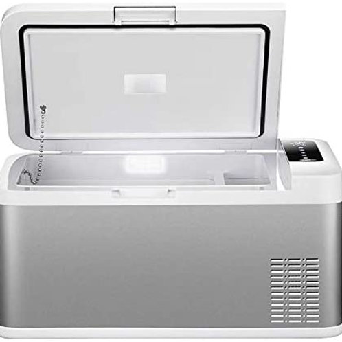 ACOPOWER P18A Portable Compressor Fridge Freezer for Car and Home