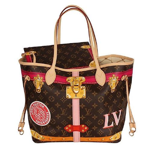 Luxury Designer LV NF Tote Bag