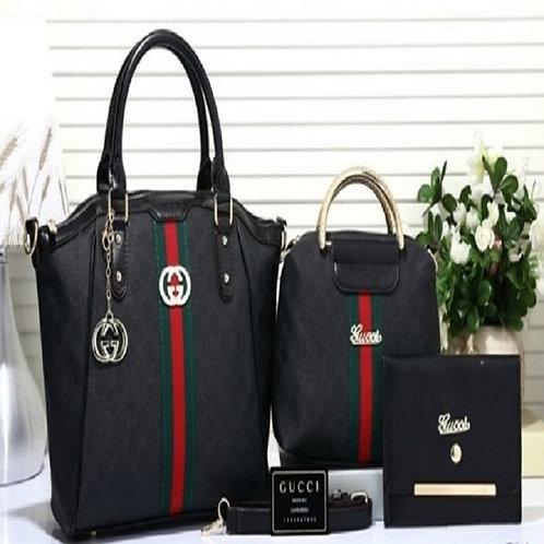 GG 3 piece Designer Handbag