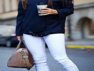 Pair Nude Heels with Your Skinny Jeans-fashion Tip