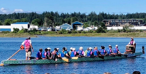 2018 Race the River, Campbell River