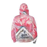 Lonely Warrior hoodie back.jpeg