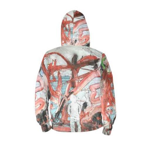 Eudaimonia hoodie