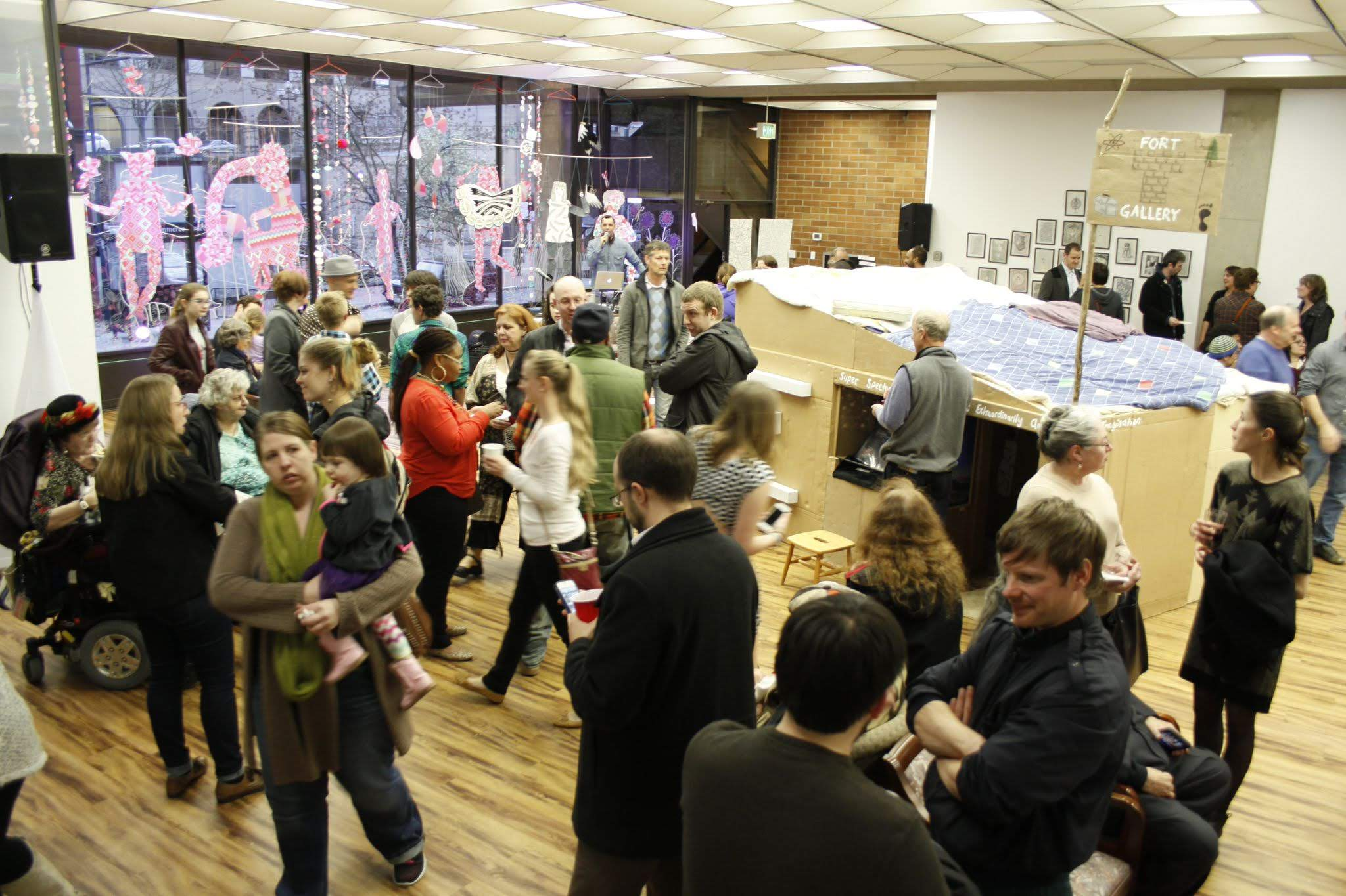 The Fort Gallery @ The 1120 Creative House - 2012