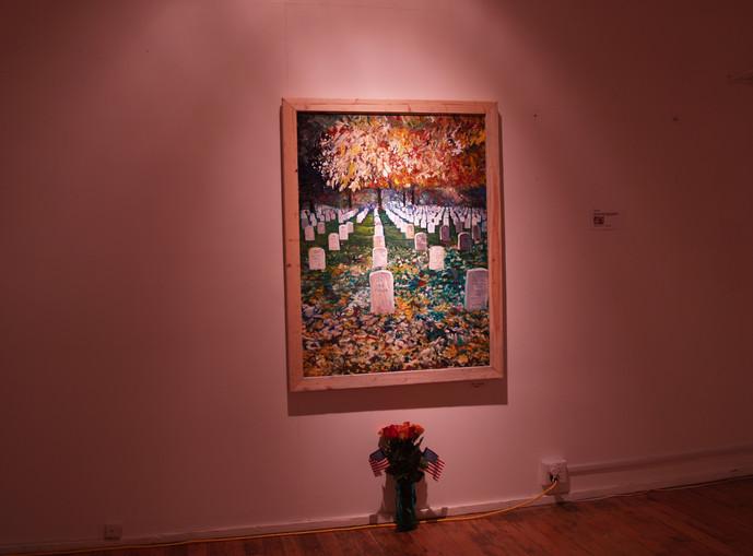 The Fallen, exhibit pic