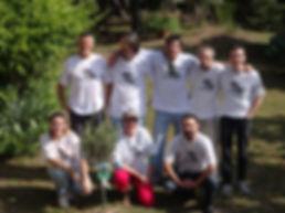Equipe en teeshirt.JPG