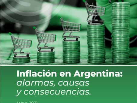 Inflación en Argentina: alarmas, causas y consecuencias.