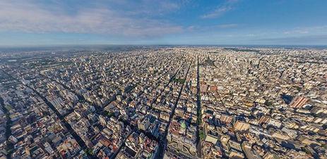 La Ciudad construida. La política de gestión del hábitat y la evolución de la desigualdad y el déficit habitacional para el período 2007-2017