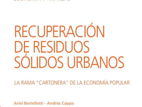 Recuperación de residuos sólidos urbanos