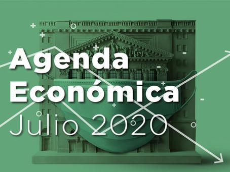 Agenda Julio 2020