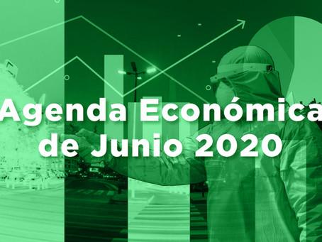 Agenda Junio 2020