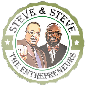 Steve and Steve - The Entrepeneurs
