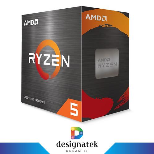 AMD Ryzen 5 5600X 6-Core 12-Thread Desktop Processor