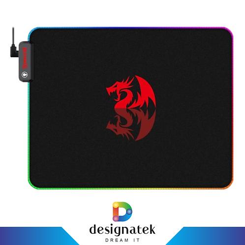 Redragon Pluto RGB Gaming Mouse Pad