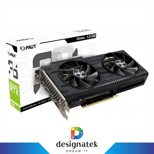 Palit GeForce RTX 3060 12GB GDDR6