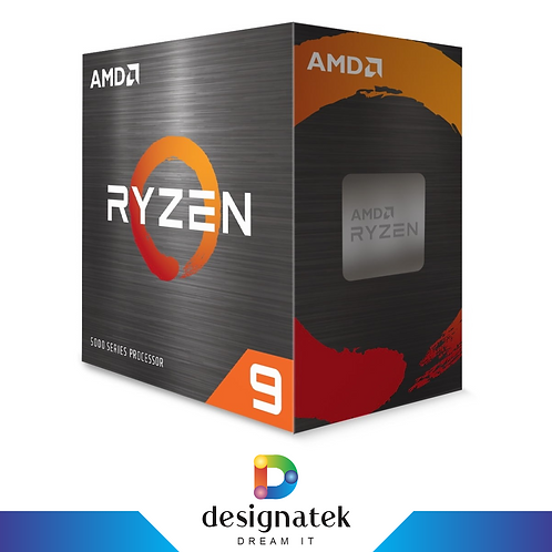 AMD Ryzen 9 5950X  16-Core 32-Thread Desktop Processor
