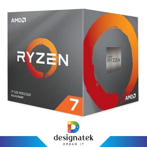 AMD Ryzen 7 3700X  8-Core 16-Thread Desktop Processor