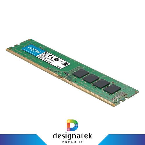 CRUCIAL DDR4 DIMM 2666 8GB Desktop RAM