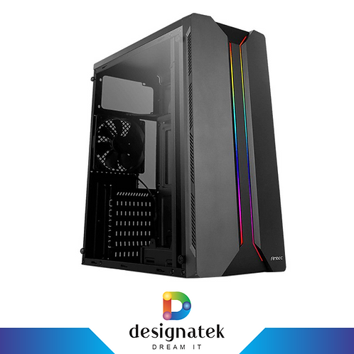 Antec NX110 ARGB Mid Tower Gaming Chassis