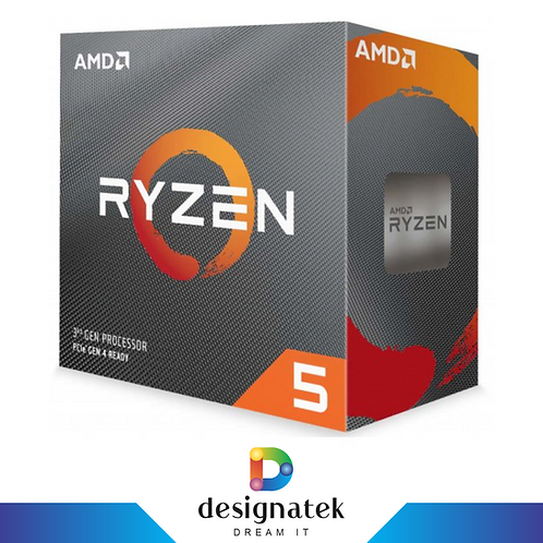AMD Ryzen 5 3600 6-Core 12-Thread Desktop Processor