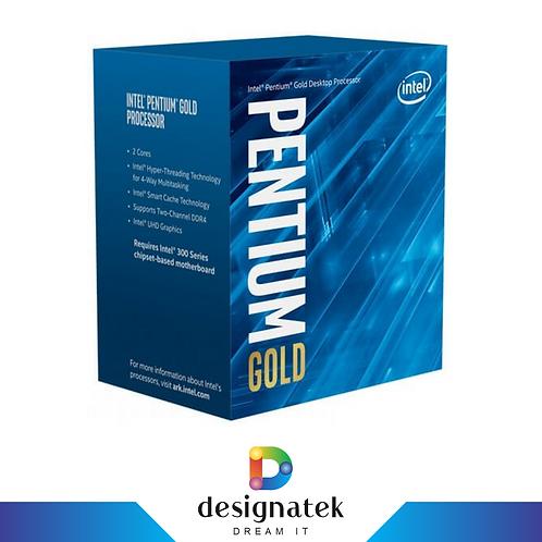 Intel Pentium DC G6400