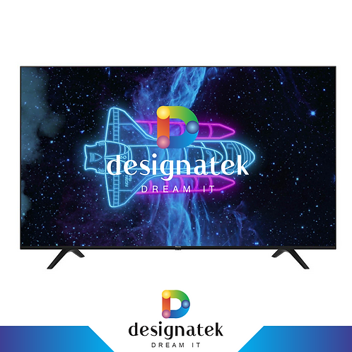 Hisense 55'' 4K UHD Smart TV