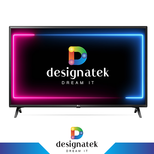 LG AFB 43'' UHD Smart Digital TV AI Smart