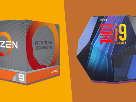 The best CPUs for your PC from Intel and AMD