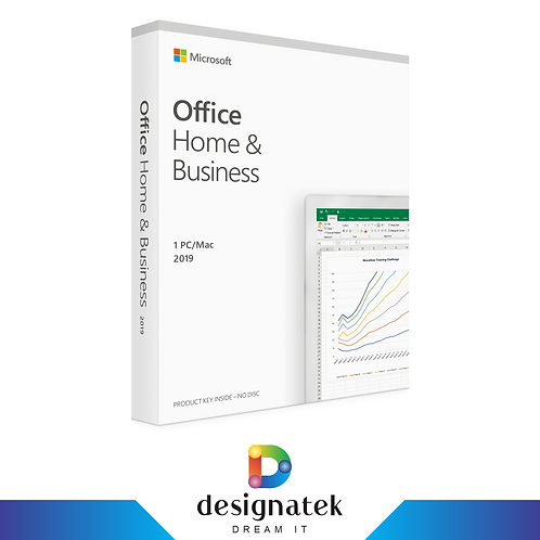 Microsoft Office Home & Business 2019