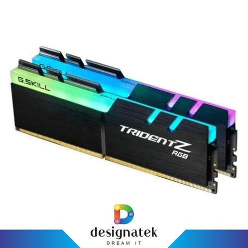 G.SKILL 16GB DDR4-3000 TridentZ Memory Module 2 x 8GB 3000MHz