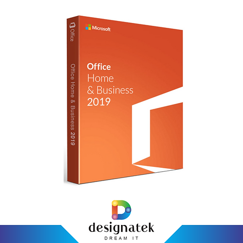 Office Home & Business 2019 FPP Attach