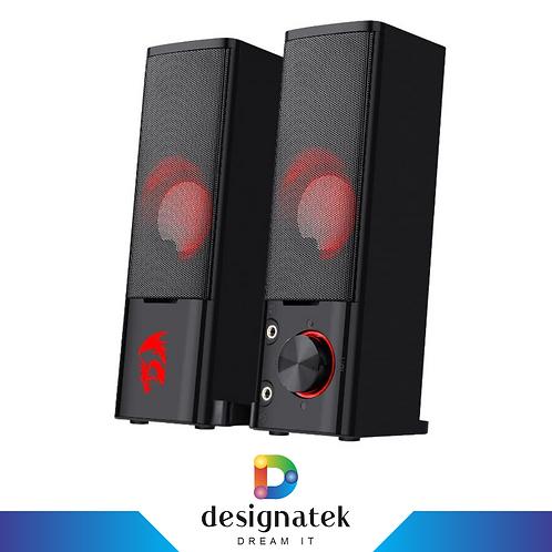 Redragon GS550 ORPHEUS 2.0 Stereo PC Gaming Soundbar