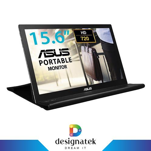 """Asus MB168B 15.6"""" USB3.0 portable LED display"""