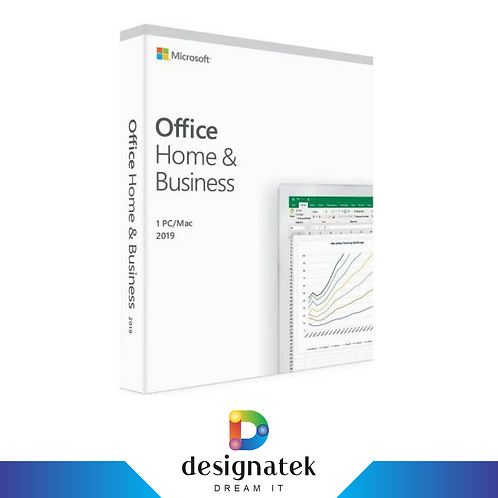 Office 2019 Home & Business Edition