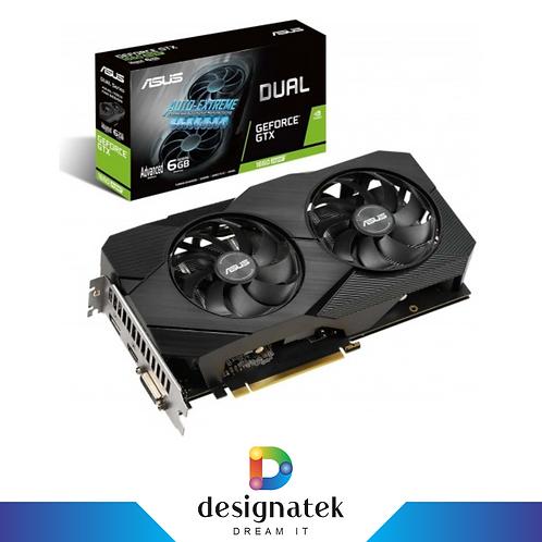 ASUS Dual GeForce® GTX 1660 SUPER™ MINI OC edition 6GB GDDR6