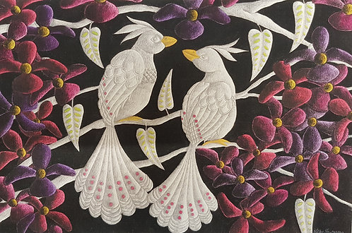 'Love Birds' By Nicky Stevenson