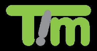 TIM fictional logo Redesign