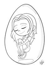 Egg Girl