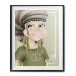 Hippie Dude