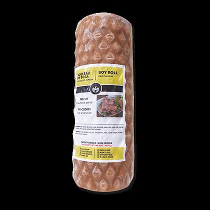 Veg-o-mix : Soy roll Ham Flavor | Végé-mix : Rouleau de soja à saveur de Jambon