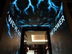 Idea Electric Lighting Corridor