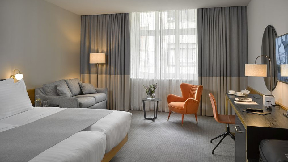KK Hotel Elisabeta / Bucharest