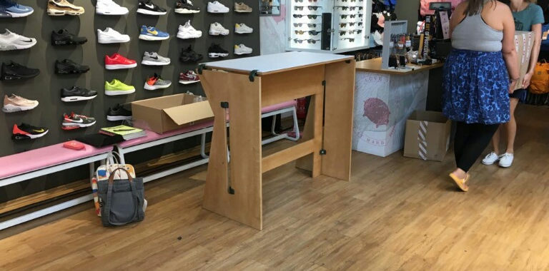 PLAYWOOD COUNTER
