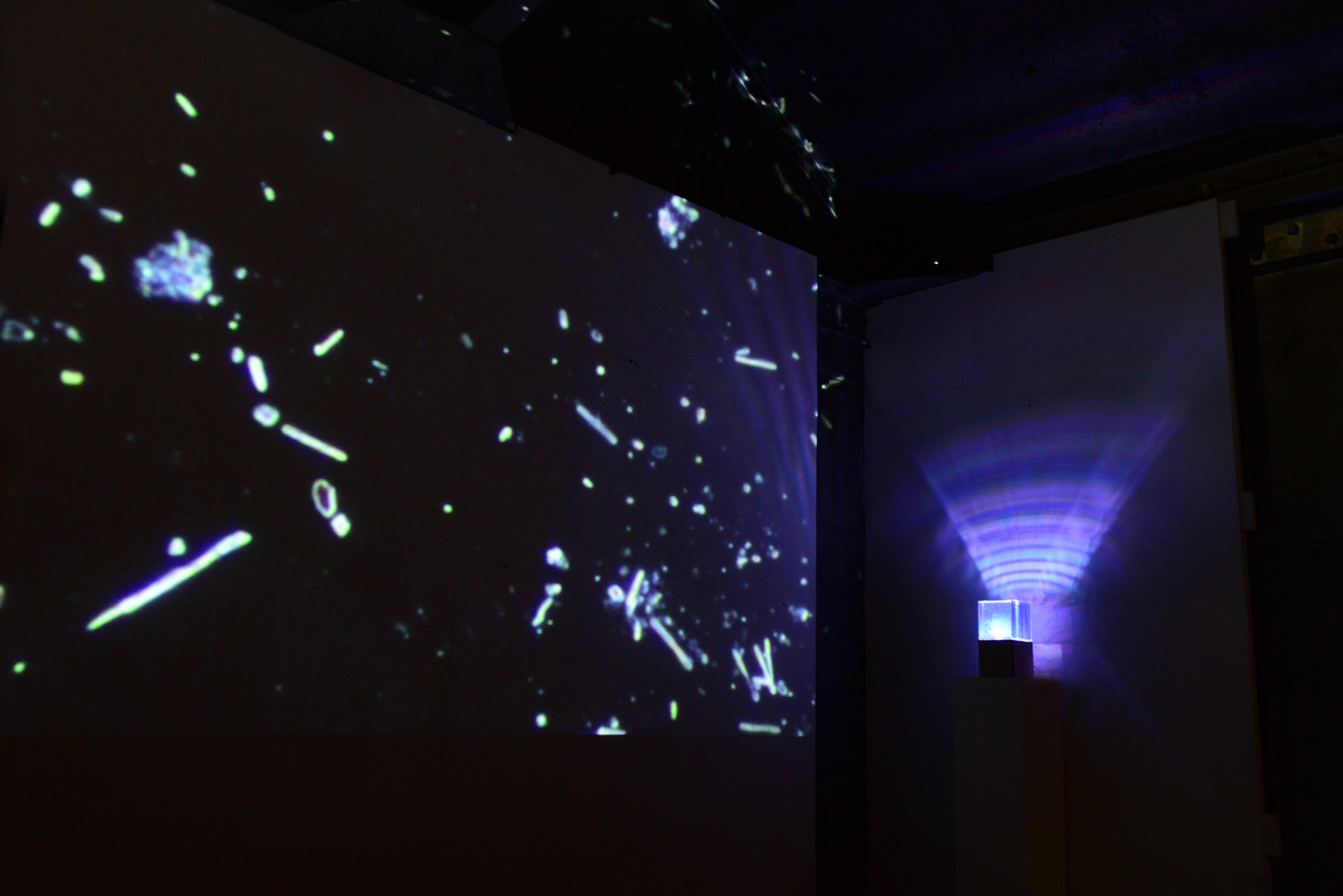 DOK Float Sand Projection and Interactiv